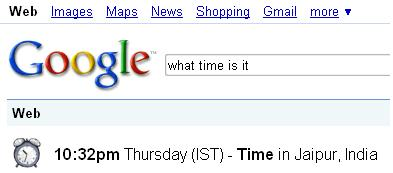 get-current-time-using-google