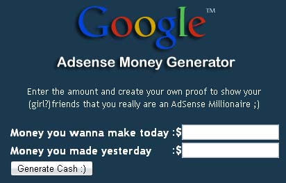 google-adsense-money-generator