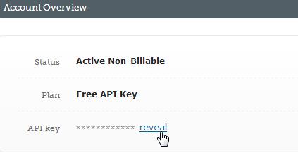 How to Get a Wordpress com API Key for Akismet Plugin