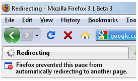 firefox-redirection-alert