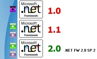 detect net framework version on your computer