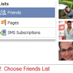 Find All Pending Friend Requests on Facebook