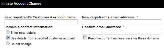 How To Transfer A Domain From One Account to Another on GoDaddy