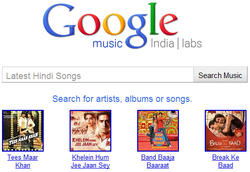 Listen to hindi bollywood songs online on google music