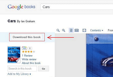 Another Way To Download Any Book From Google Books