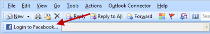 How To Update Facebook Status from Outlook