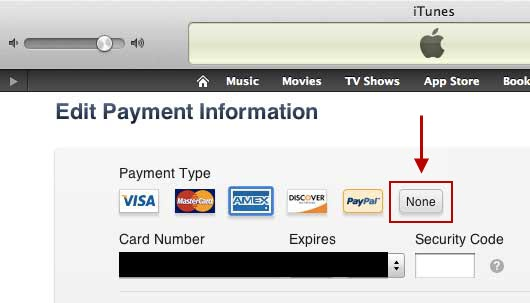 How To Delete Credit Card From Apple Id