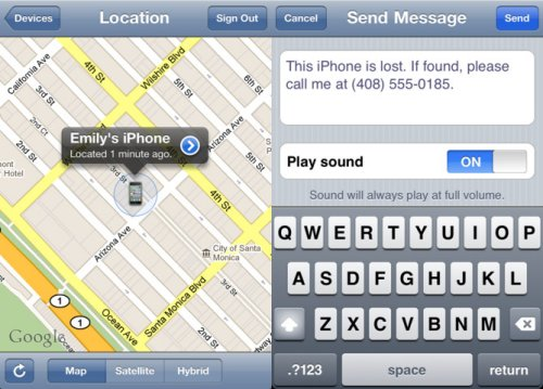 find my iphone login online track trace and recover your stolen or lost iphone 2234
