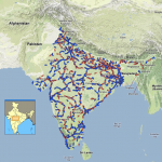Track or Trace Exact Current Location of a Train in India on Google Map