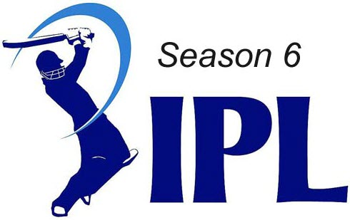 ipl 6 2013 time table