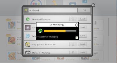 download android app in bluestacks
