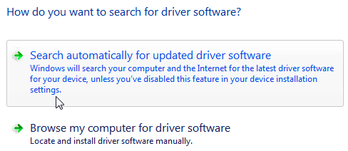 search windows drivers online
