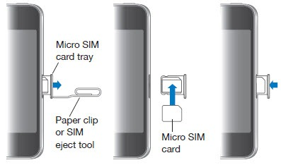 how to insert sim card in iphone 5s how to insert sim card in iphone 4 iphone 4s iphone 5 8704